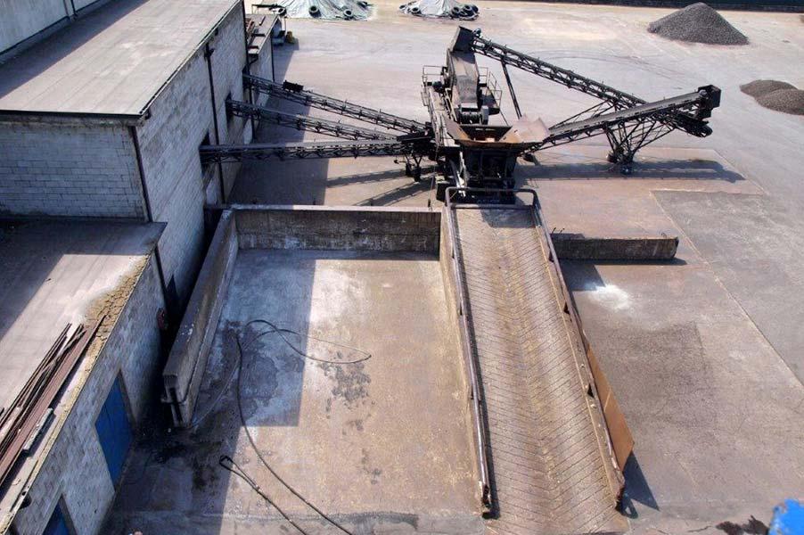 Lavorazioni ferroleghe